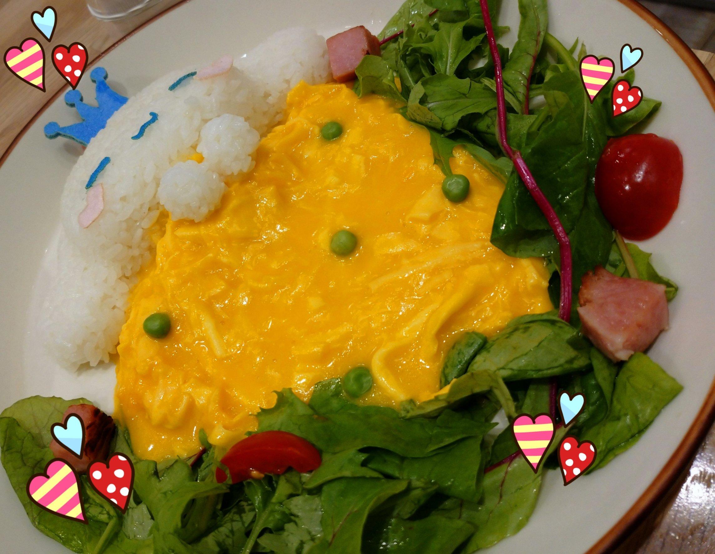 この間シナモロールカフェに行ったんです( *´艸`)♥限定ボ…