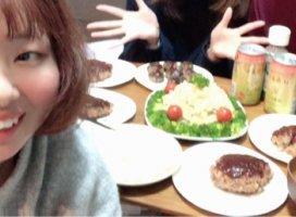 日曜日に友達と一緒にご飯を作ってパーティしました🎊レ…