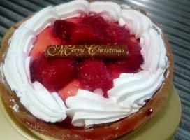 続いてはぁ〜…こちら!年が明けて、しばらくして届いたケーキ&#…