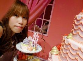 う○こミュージアムに来ましたぁ(*^▽^)/★*☆♪う○かケーキ笑美味し…