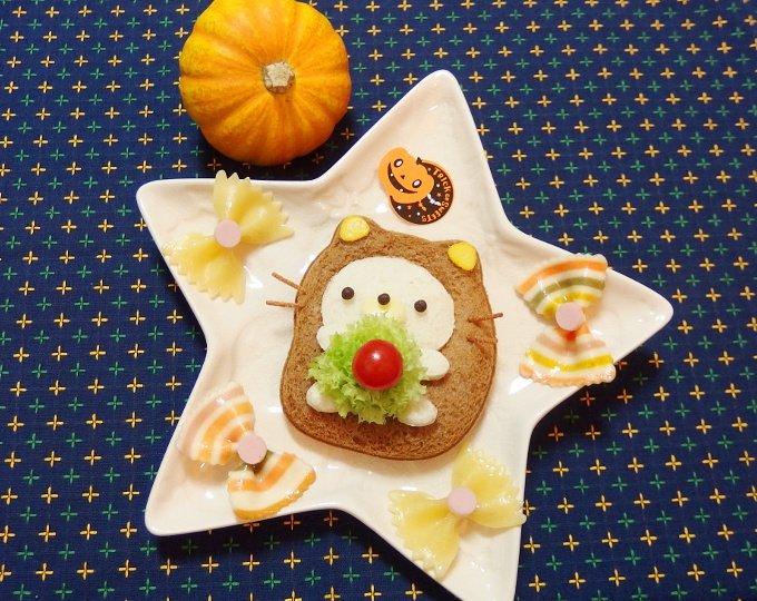 みなさん、こんばんわぁです♪おもちゃみたいにかわいいかぼちゃ…