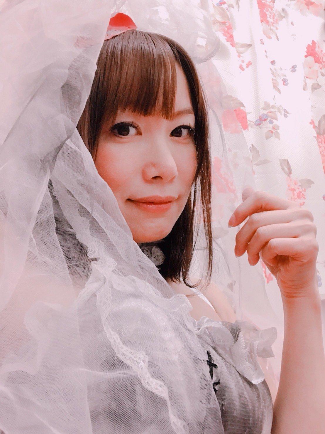 はっぴーはろうぃん❤今年のはろうぃん衣装はゾンビ花嫁…