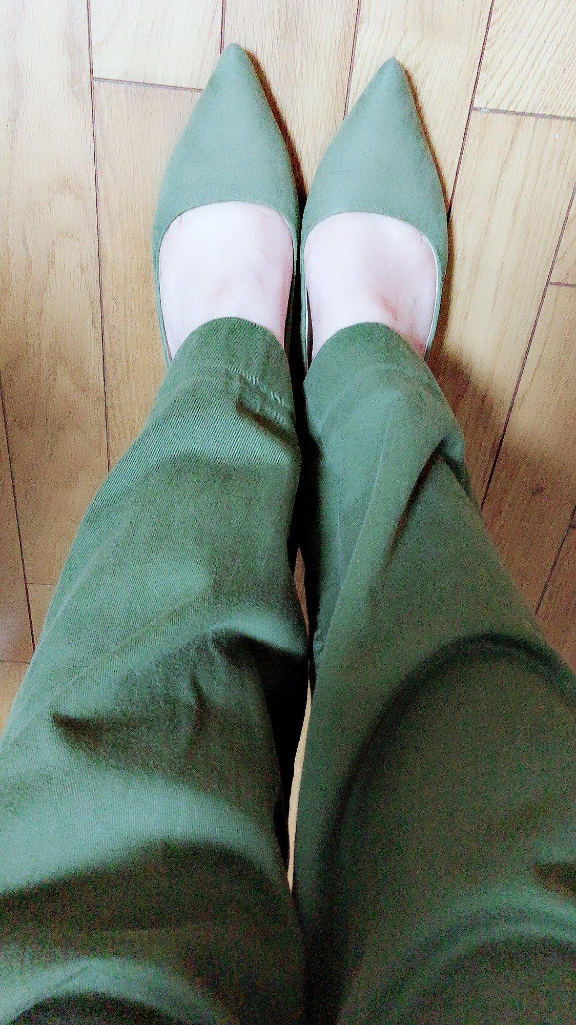お買い物へ(´艸`*)靴を買いましたぁ♡お気に入りです♪