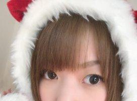 ギフトプレゼントで頂いたサンタさんコス☆!猫耳サンタさんだよ…