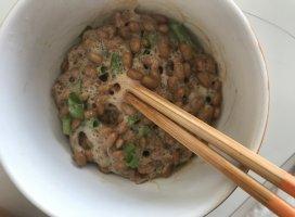 ネギ納豆ブーム到来。たくさん食べちゃう(╹◡&#959…