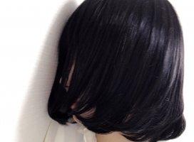 髪を黒くして伸ばしてたんだけど〜切っちゃいます笑本日のイン…