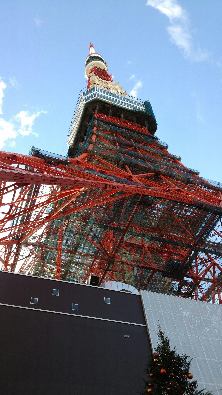 🎄HAPPYMERRYXmas🎄初めて来ました東京タワー&#1…
