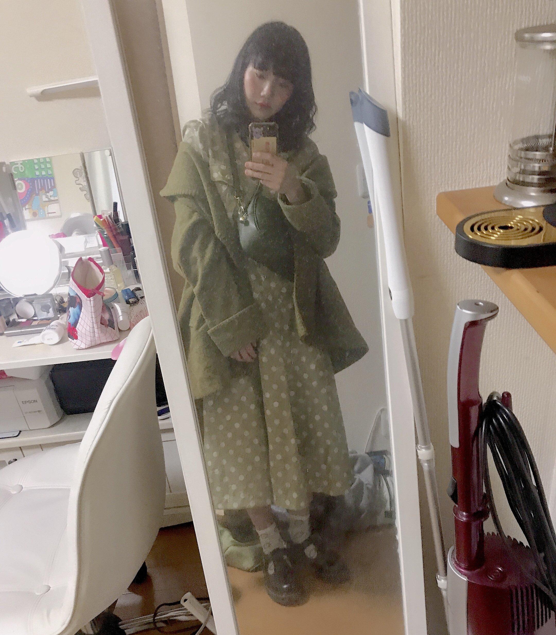 のん私服☆彡.。大須で買ったの、かわいい💕💕★Y…