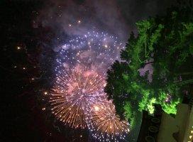 いつかの花火!ほんとに綺麗だった〜☆*:.。. o(≧▽≦)o .。.:*☆とか…