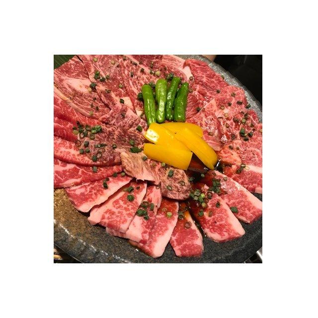 お腹ぺこぺこだったので美味しいお肉を食べに来たよ❤!…