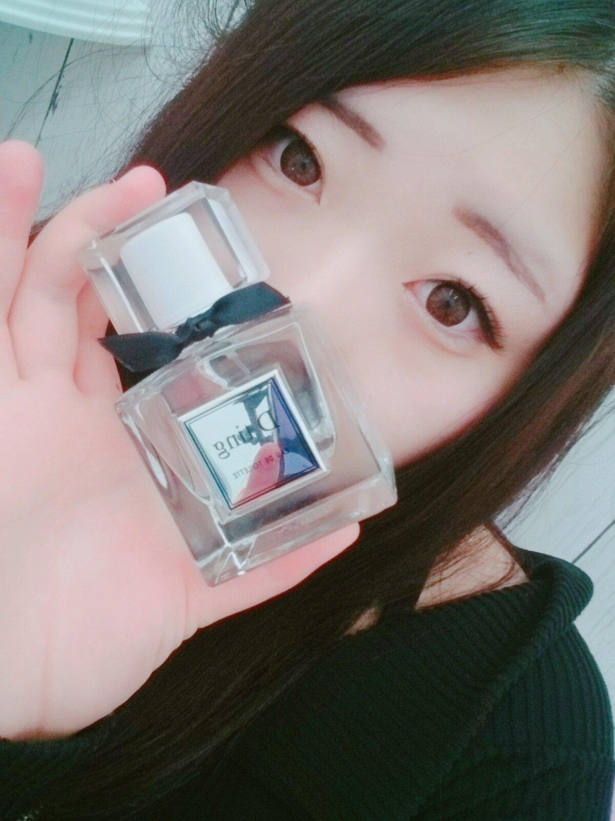 今日は友達と一緒に香水を買いに行きました(*´꒳`*)モテ…