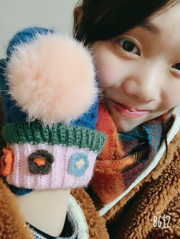 昨日ツイートしようと思ってた^_^お気に入りの手袋〜♡&#9…