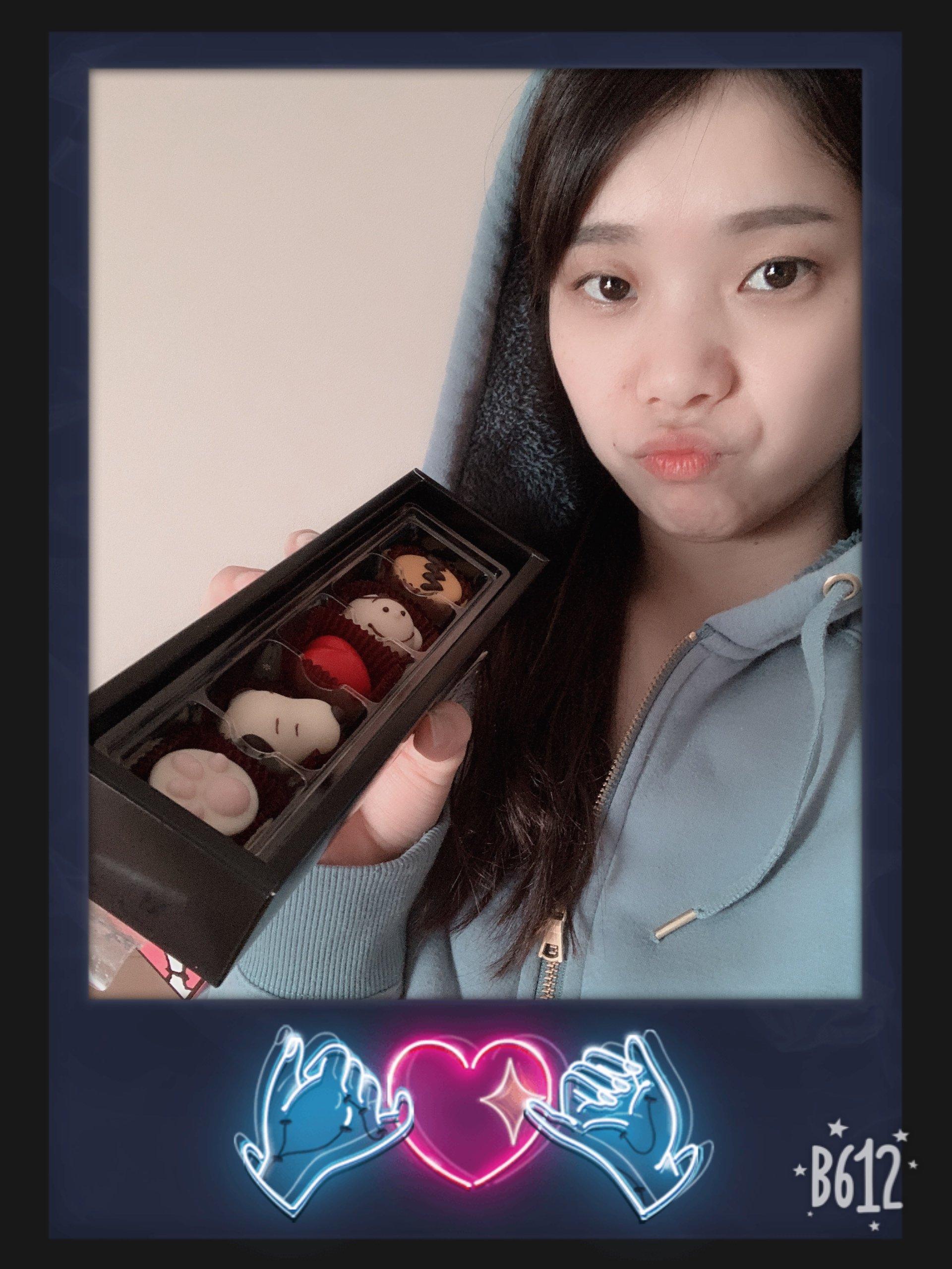 去年はチョコレート作って友チョコとして女友達にあげた♪今年も…