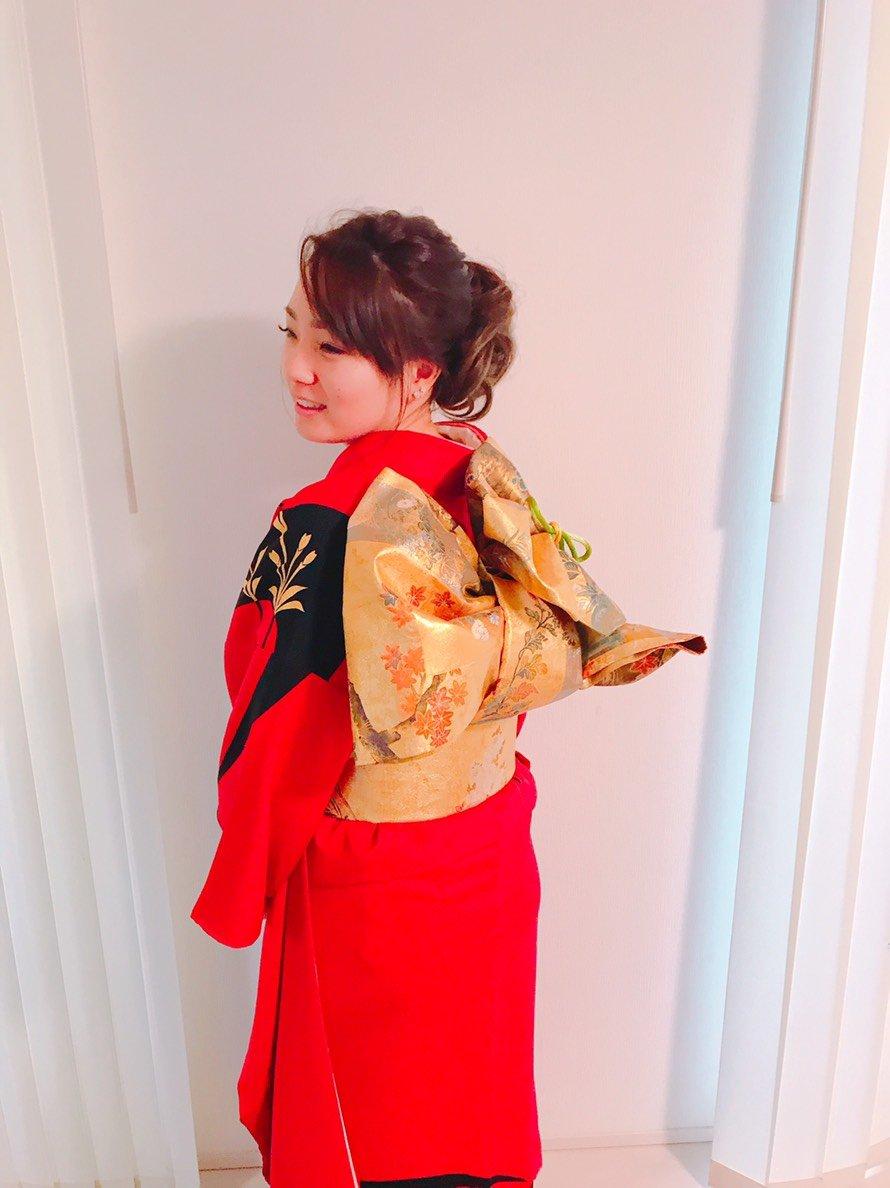 ☆☆☆昨日は平成最後の成人式だった❤お花も沢山の方から頂…