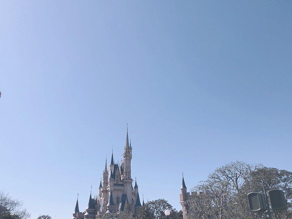 ディズニー来たよーっ!‧✩͓̊(´๑&…