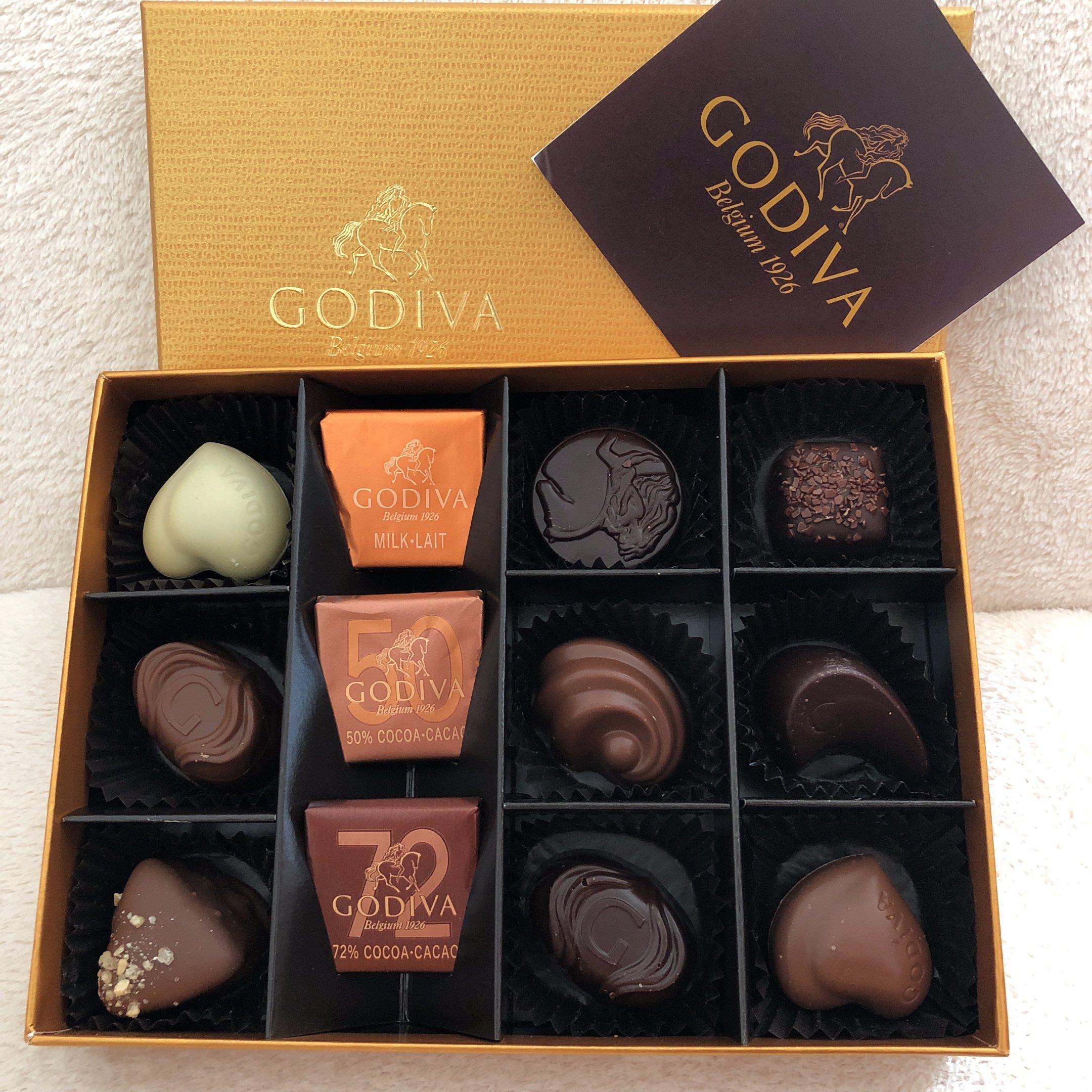 こんにちは😍愛の主食であるチョコレート頂きました&#12…