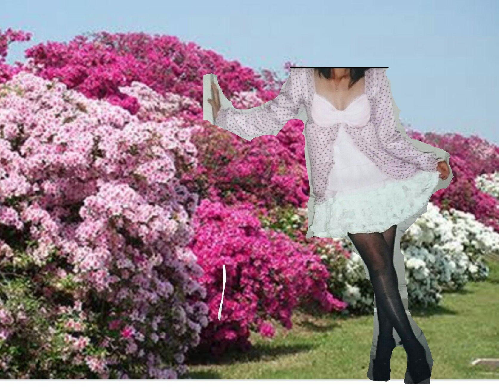 皆さんおはようございます(^-^)🎵お花見行って来ました…