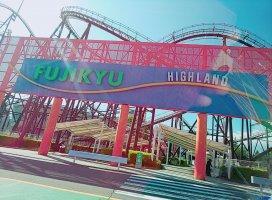 昨日はうまれて初めて富士急ハイランド行ってきました❤