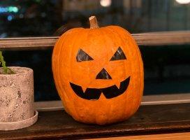 Trick or Treat!皆様。素敵なハロウィンをお過ごしください。