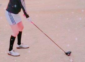 ゴルフしたい!⛳(*^▽^*)(*^▽^*)