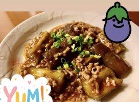 夏野菜といえばナス🍆!麻婆茄子つくったよぉ(*´﹃…