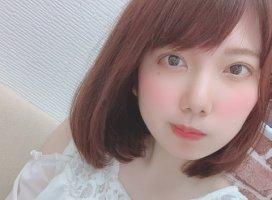 おはようございます♪昨日は髪の毛染めたよ〜〜✨ピンク!…
