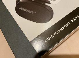届いたー💓最新型のノイズキャンセリング付きのイヤフォ…