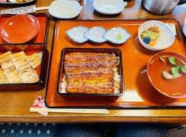 今日のお昼ごはん!鰻を食べました♡いいお店でうなぎを食…