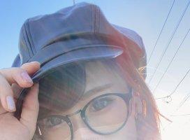 最近、メガネはまってます。🐣💓