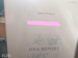 DNA検査の結果が届きました〜!色々書いてあったけど紫外…
