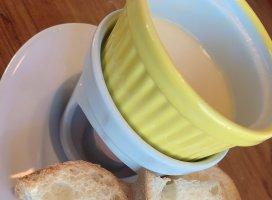 チーズフォンデュって何でこんなに美味しいの😋🤍