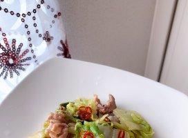 ザ・即席料理★筋トレとヨガやってたら自炊も楽しくておうちグル…