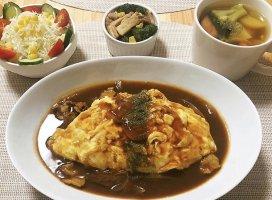 今日の晩御飯〜なんかはついてない日。かなしい〜〜😭&#…